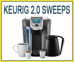 Sun Sweeps Keurig Sweepstakes