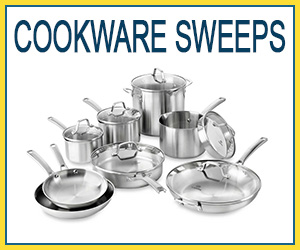 Sun Sweeps Cookware Sweepstakes