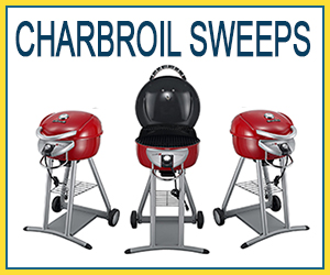 Sun Sweeps Charbroil Grill Sweepstakes