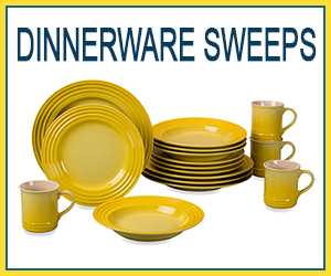 Sun Sweeps Dinnerware Sweepstakes