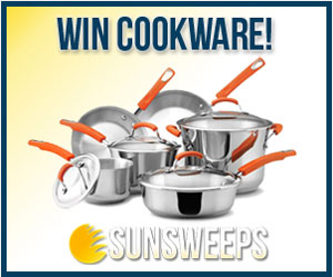 Win a cookware set